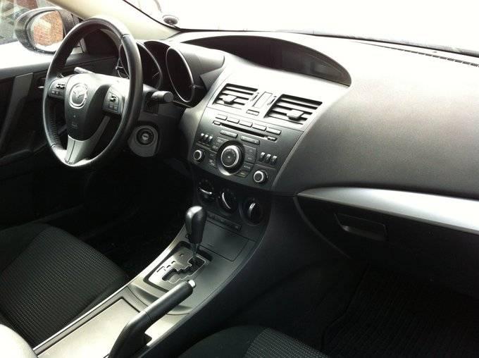 Mazda 3 New купить в Москве 2016