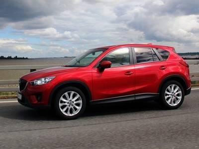 Купить Mazda CX-5 в Москве