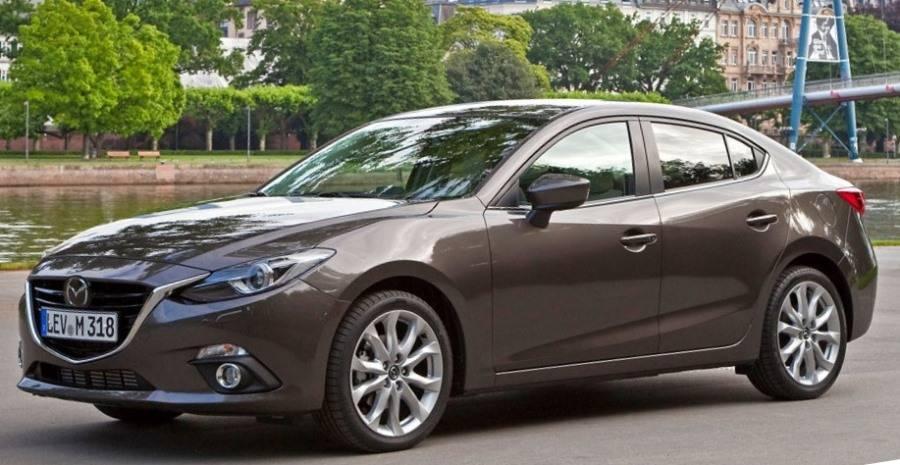 Купить Mazda 3 Sedan в Москве