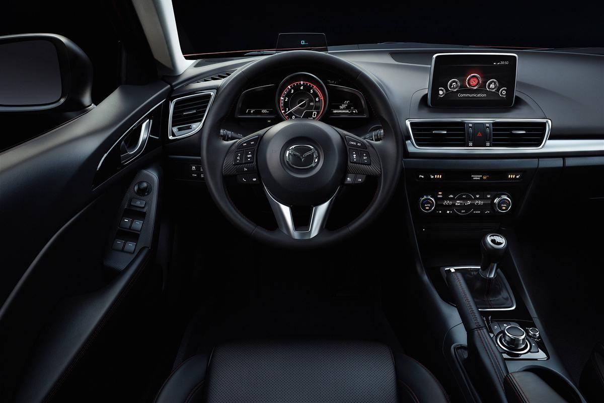 Купить Mazda 3 Sedan