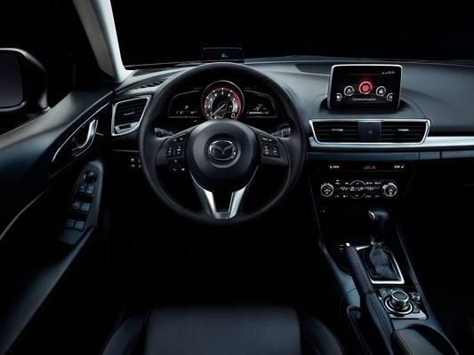 Купить Mazda 3 Hatchback в Москве