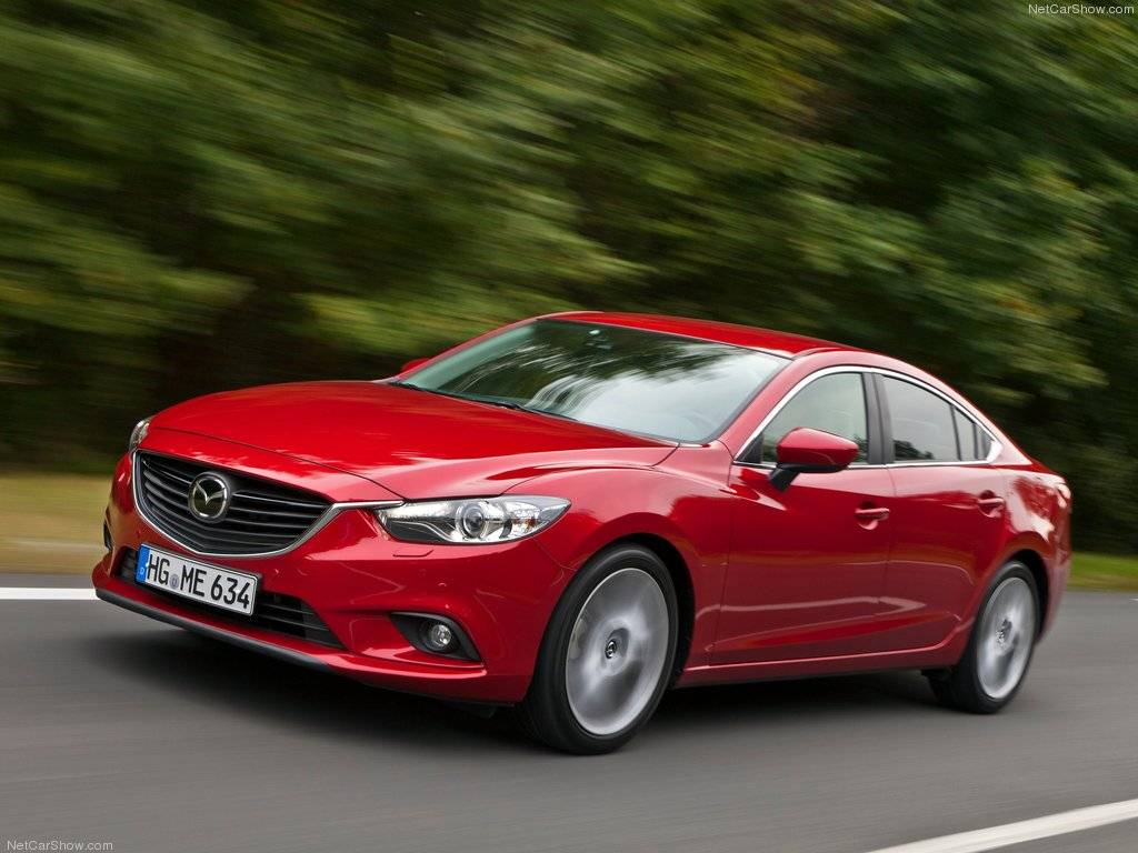 Купить Mazda 6 Sedan