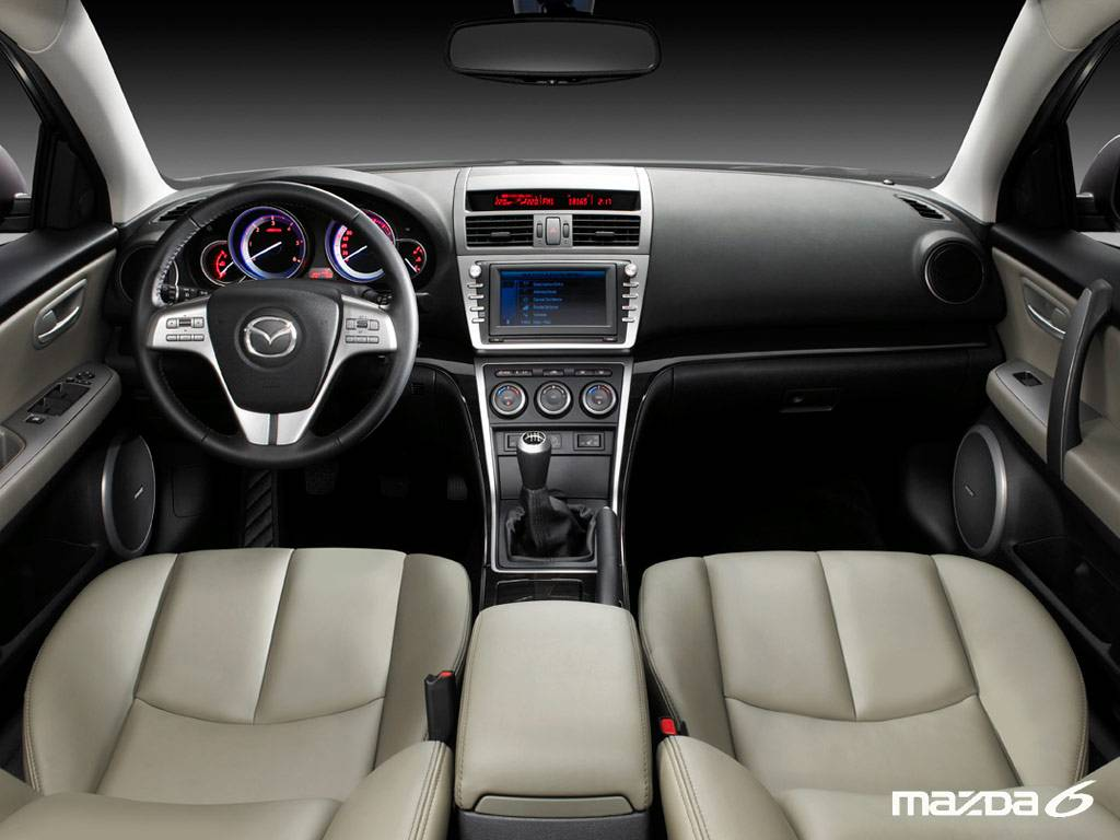 Купить Mazda 6 Sedan в Москве